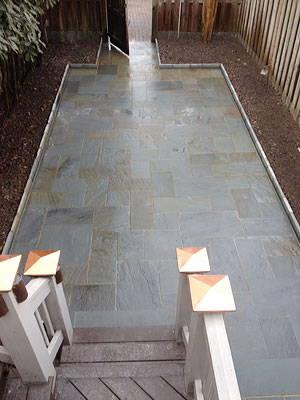 DC Gardens hardscape planning and services